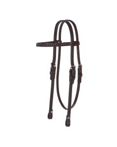 Shell Browband Headstall
