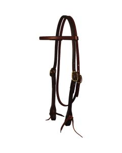 Classic Contrast Browband Bridle