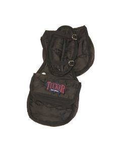 Tucker Insulated Trail Bags with Cantle Bag