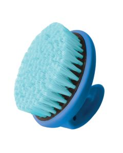 Soft Grip Round Stiff Bristle Brush